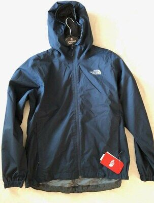 online retailer 4019d 61843 NEU! THE NORTH FACE QUEST Regenjacke Herren Gr. L - urban navy