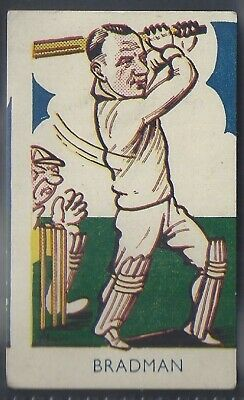 Donaldson-Sports Favourites-#303- Cricket - Australia - Don Bradman
