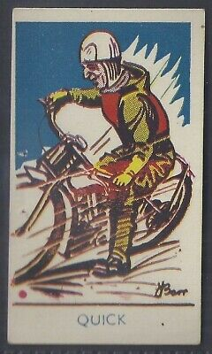 Donaldson-Sports Favourites-#440- Speedway - Bristol - Quick