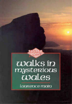 Walks in Mysterious Wales, Main, Laurence, Used; Good Book