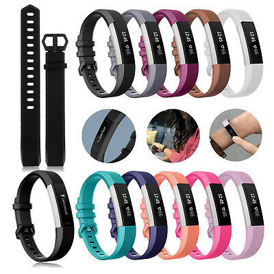 AU Small / Large Size Replacement Wristband Band Strap For Fitbit Alta /HR /ACE