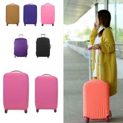 Suitcase Luggage Protective Covers Case Elastic Dust Cover Travel Supplies LS