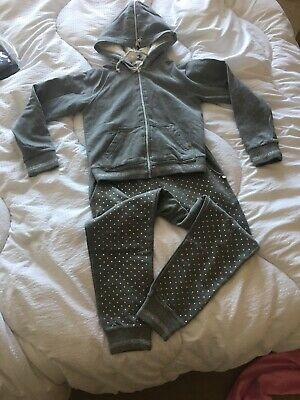 Girls Tracksuit Age 8 Miss Grant Designer Outfit Monnalisa Kate Mack Ted Baker