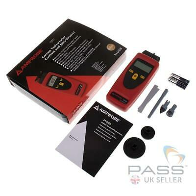 *New* Beha-Amprobe TACH20 Contact and Non-Contact Tachometer / UK