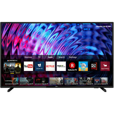 PHILIPS 50PFS5803/12, 126 cm (50 Zoll), Full-HD, SMART TV, LED TV, DVB-T2 HD, DV