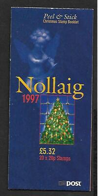 1997    Mnh         Christmas Booklet             Hb60