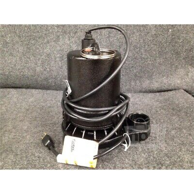 NEW FLOTEC FP2211 Usa 1/2Hp 110 Volt 10Gpm Submersible Well