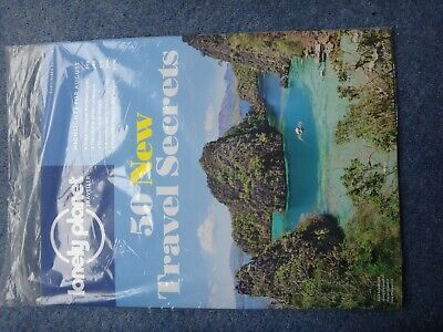 Lonely Planet Traveller August 2015 issue 80 Magazine *Subscriber Cover*