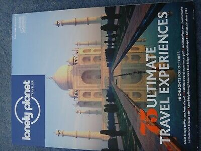 Lonely Planet Traveller October 2015 issue 82 Magazine *Subscriber Cover*