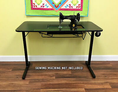 Arrow Heavyweight Table for Vintage Singer Featherweight models 221 and 222