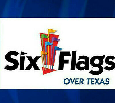 Six Flags Over Texas Tickets $39  A Promo Discount Tool
