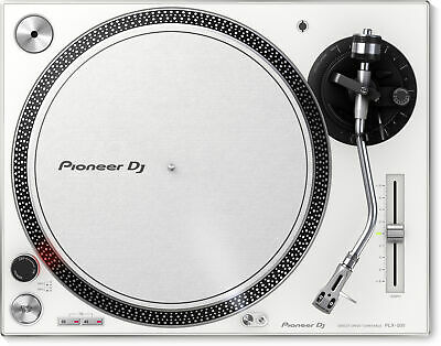 Pioneer PLX-500-W Direct Drive Turntable - White
