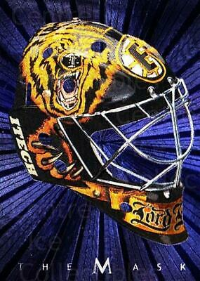 2001-02 Between the Pipes The Mask #10 Byron Dafoe