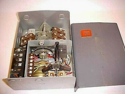 Vintage Honeywell S984D Step Controller NEW/Unused, No Box or Instructions