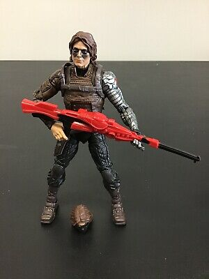 Marvel Legends Mandroid series Winter Soldier 6 inch action figure