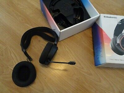 SteelSeries Arctis Pro High Fidelity Gaming Headset Headphones FOR PARTS READ