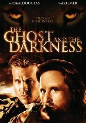 GHOST & THE DARKNESS