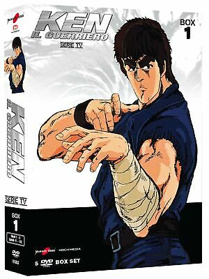 Ken Il Guerriero - La Serie Parte 01 (5 Dvd) YAMATO VIDEO