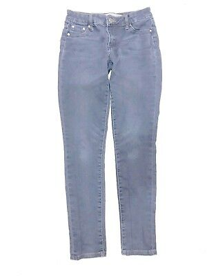 $42 Tractr Girls Dark Wash Stretch Skinny Jeans  Choose Size 7