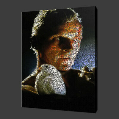 Blade Runner Iconic Film Modern Canvas Print Art Ready To Hang