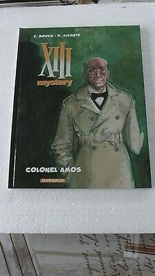Treize Mystery T4 Colonel Amos Eo 2011 Comme Neuf J