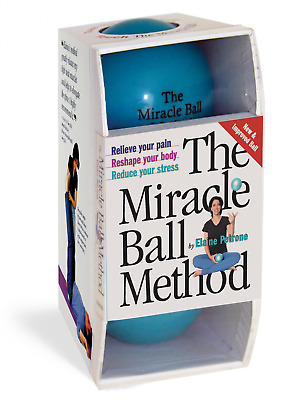 The Miracle Ball Method: Relieve Your Pain, Reshape Body, Reduce Stress [2 Balls