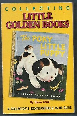 Collecting Little Golden Books PB-Steve Santi-1989-266 pages