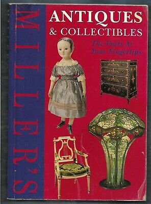 Miller's Antiques & Collectibles-Facts at Fingertips PB-1994-176 pages