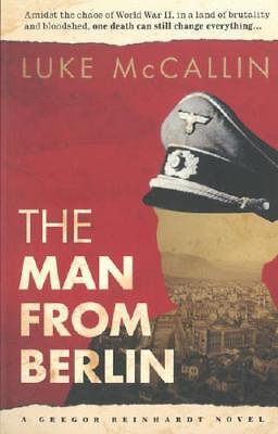 The Man from Berlin by Luke McCallin (author)