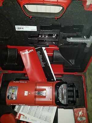 Hilti PP 10 Pipe Laser... Brand New