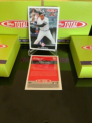 2019 Topps Total Wave 2 (Only 753 Made) GIO URSHELA Yankees #131