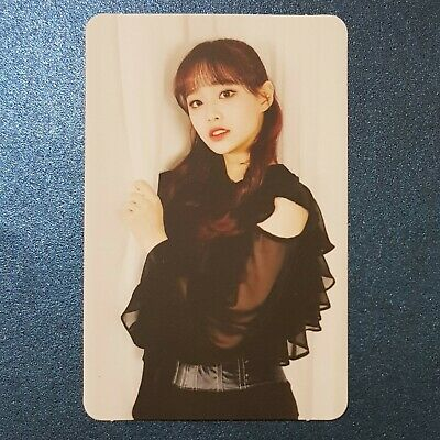 Chuu - Official Photocard Loona Mini Repackage X X Monthly Girl Kpop