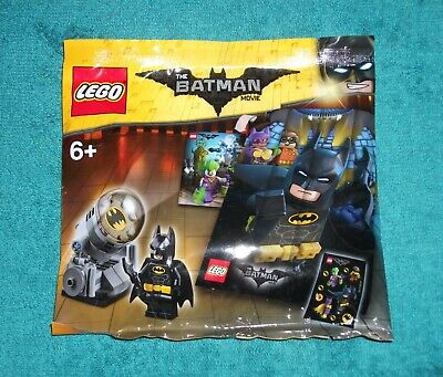 LEGO THE BATMAN MOVIE: The Batman Movie Accessory Pack Polybag Set 5004930 BNSIP