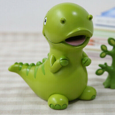 1PC Cute Kawaii Dinosaur Adorable Cartoon Saving Bank Money Bank for Living Room