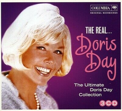 Doris Day The Real The Ultimate Doris day Collection 3 CD NEW unsealed