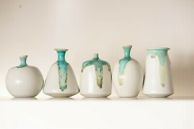 handmade decorative ceramic vases, tables decorations, suitable for decorations