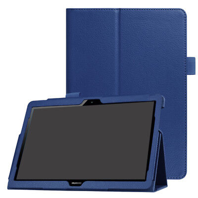 Flip Leather Cover Case For Huawei MediaPad M5 T3 T5 8.0/8.4/9.6/10.1/10.8 inch