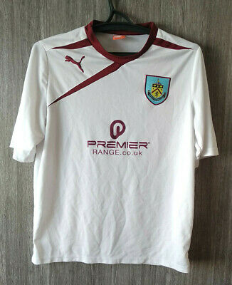 Burnley FC #23 The Clarets Away EPL Football Shirt Soccer Jersey Mens Size L