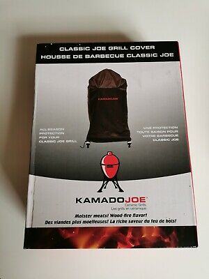 Kamado Joe - Classic Joe Grill Cover - NEW - FREE DELIVERY FROM UK