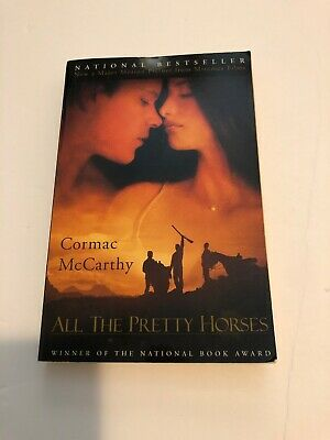 Vintage International: All the Pretty Horses No. 1 by Cormac Mccarthy (1993,...