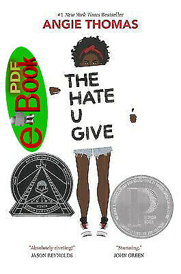 The Hate U Give by Angie Thomas PDF [EB00K] ⭐⭐⭐⭐⭐