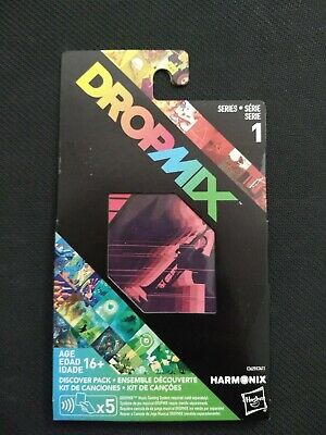 Red **Single Pack** Una Noche Más DropMix Discover Series 3