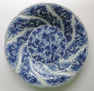 Chinese Porcelain Plate, Kangxi period