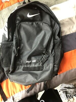 4d1fd700b Nike Bookbag Backpack Elite Vapor Air Max 1 95 90 97 Grey force select 001  270.