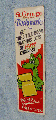 #D491.  St George Building Society  Bookmark