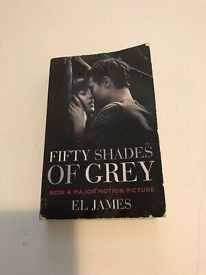 Fifty Shades of Grey by James, E L Paperback