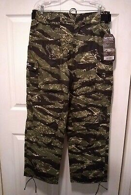 "Valken Tactical SierraPaintball Pants in V-TAC Tiger Medium 30"" - 36"" Waist New"