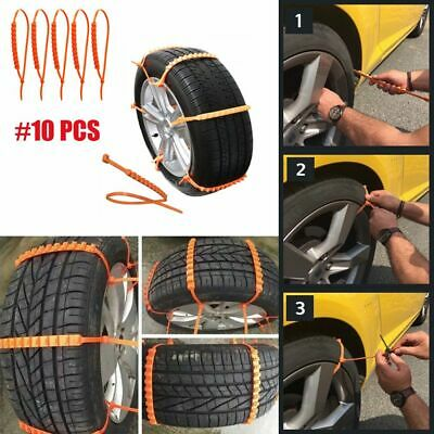Car Accessories Vehicles Tyre  Thickened Beef Tendon Antiskid Chain Ice snow