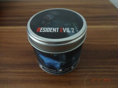 Resident Evil 2 Hd Zombie  Candle Duft Kerze Official Licensed Numskull