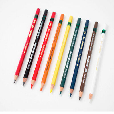 Stabilo-All Pencil, All Colors Available, Qty Discount - Write on Plastic/Glass+